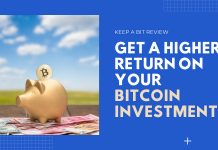 Higher Return on Your Bitcoin Investment by Architectures Lab