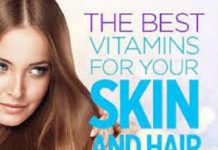 The Best Vitamins For Your Hair & Skin!